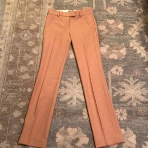 J. Crew 000 Campbell Wool Trousers